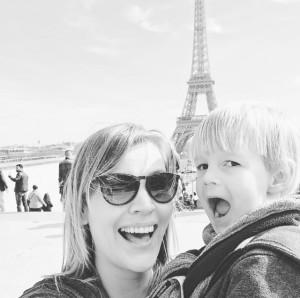 Amber en Mees Parijs