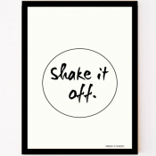 poster shake it off
