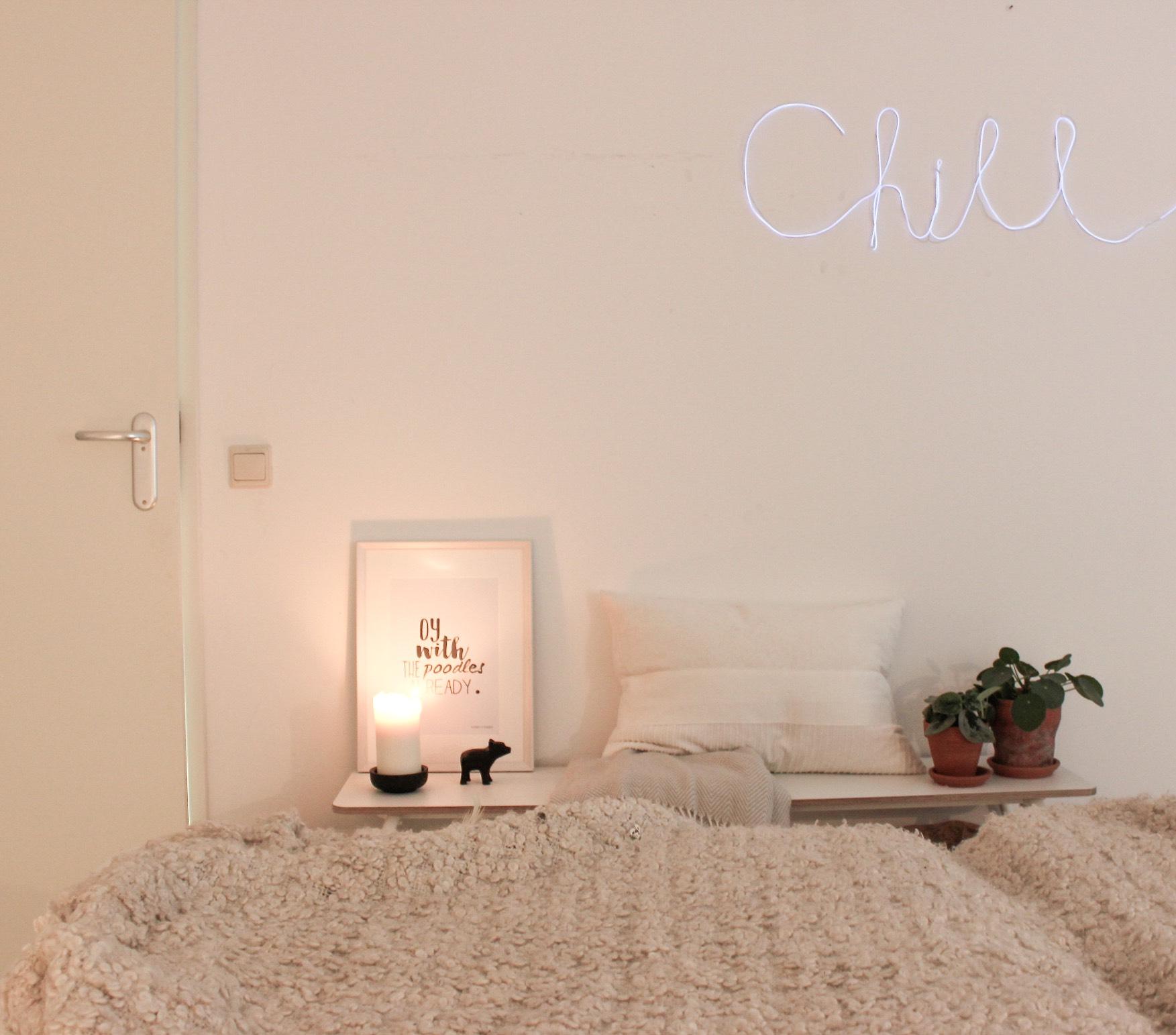 DIY neon lamp